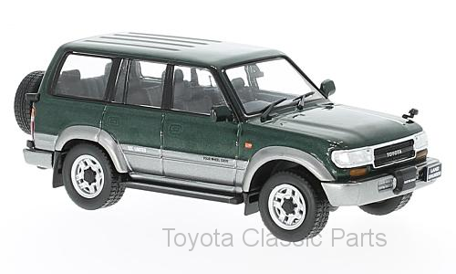 Land Cruiser LC80 - First 43 Models (1/43)