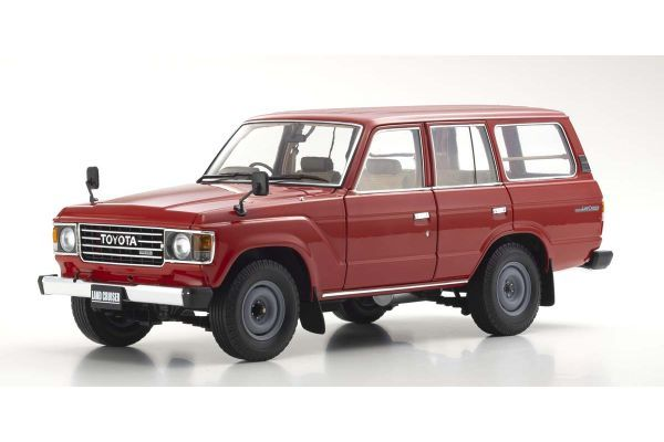 Land Cruiser J6 - Kyosho (1/18)