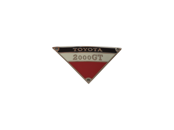 Toyota Classic 2000 GT Pin