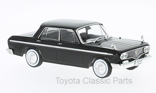 Toyopet Crown - First 43 Models (1/43)