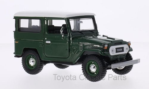 Land Cruiser FJ40 - Motormax (1/24)