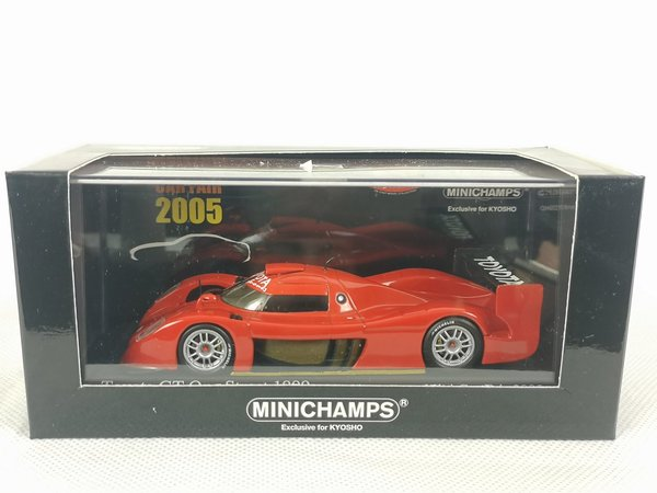 GT One Street 1999 - Minichamps (1/43)