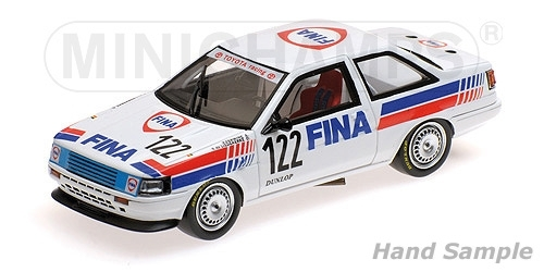 Corolla GT - The Donington 500 Race Meeting 1988 Minichamps (1/43)