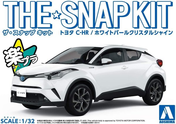 C-HR Snap Kit - Aoshima (1/32)