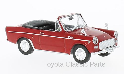 Publica Convertible - First 43 Models (1/43)