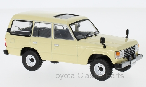 Land Cruiser LC60 - First 43 Models (1/43)